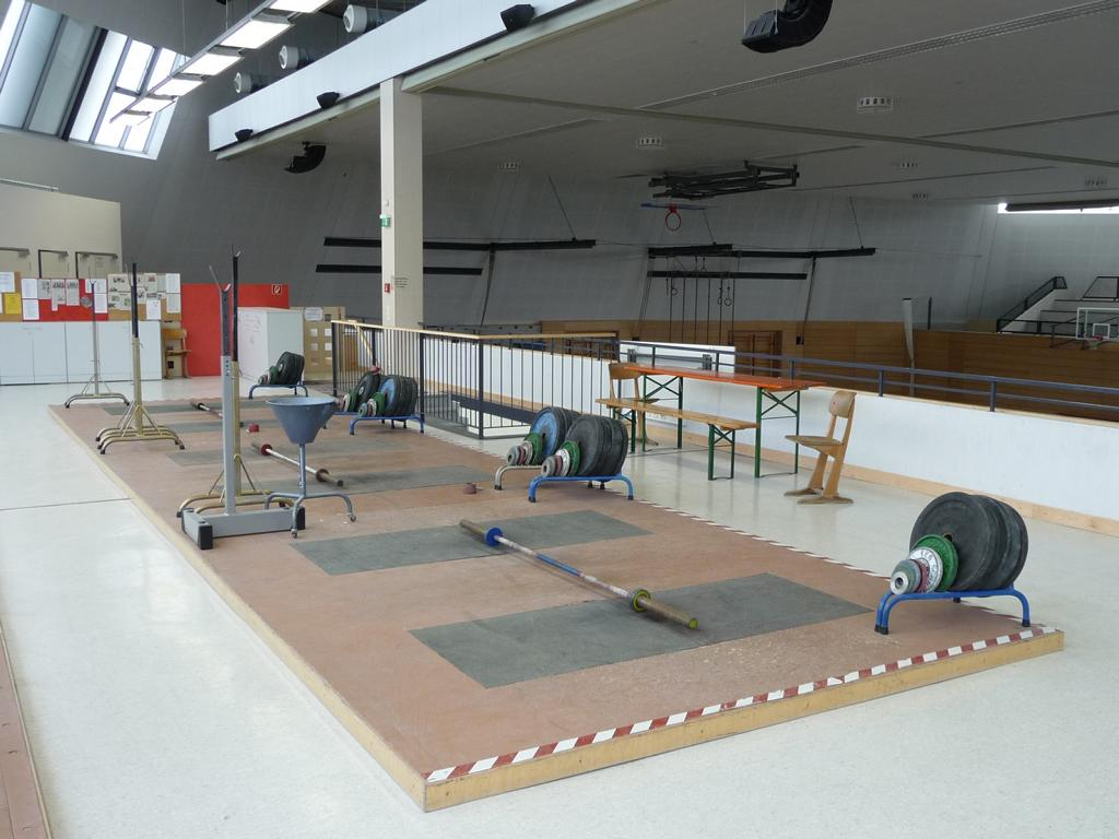 Trainingsbereich I
