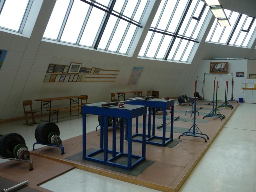 Trainingsbereich II